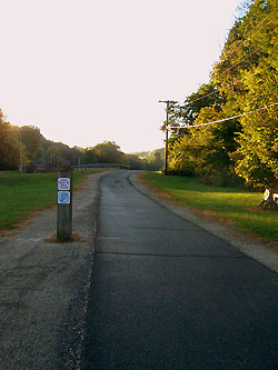 River Trail of East Peoria
